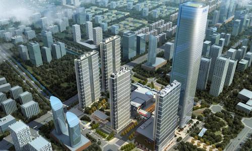 奥克斯·杭州未来中心
