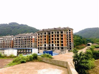 杭州最大破产资产包萧山美浓小镇33亿被融创拍下